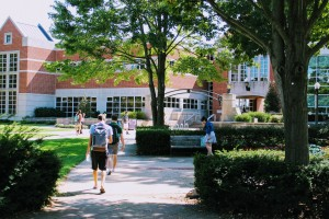 LVC's Bishop Library