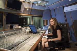 Ally Hepp graduated from Lebanon Valley College in audio and music production.