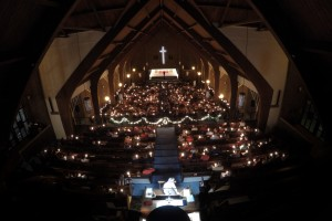 Miller Chapel hosts many musical events