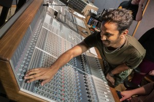 Studio A features a large variety of essential tools for music production