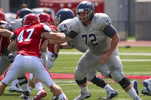 Football is one of 25 intercollegiate sports at Lebanon Valley College