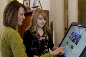 The Financial Aid Staff at LVC assists students with the cost of attending college