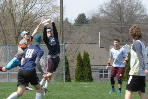 LVC students participate in club sports