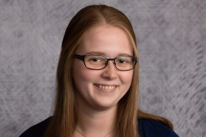 Allyson Butz is a Fulbright recipient from Lebanon Valley College