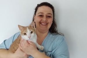 Diane Ford received her chemistry degree from LVC before becoming a veterinarian