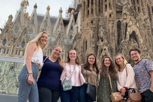 LVC offers a summer study abroad program in Barcelona, Spain