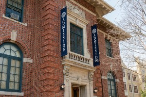 Carnegie is the home of the admission office at Lebanon Valley College