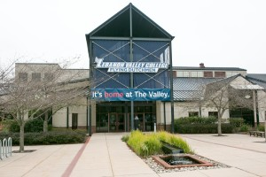 The LVC Sports Center features the Edward H. Arnold Sports Center and the Heilman Center