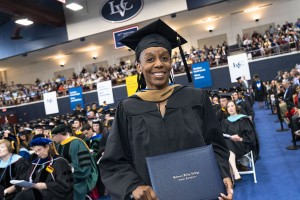 Graduate of the LVC MBA program