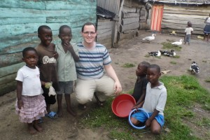 Patrick Maxwell traveled to Uganda to complete an immersive summer internship
