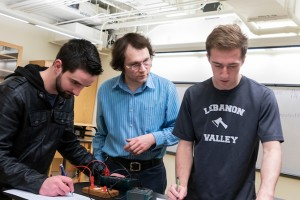 LVC's Physics Research First Program