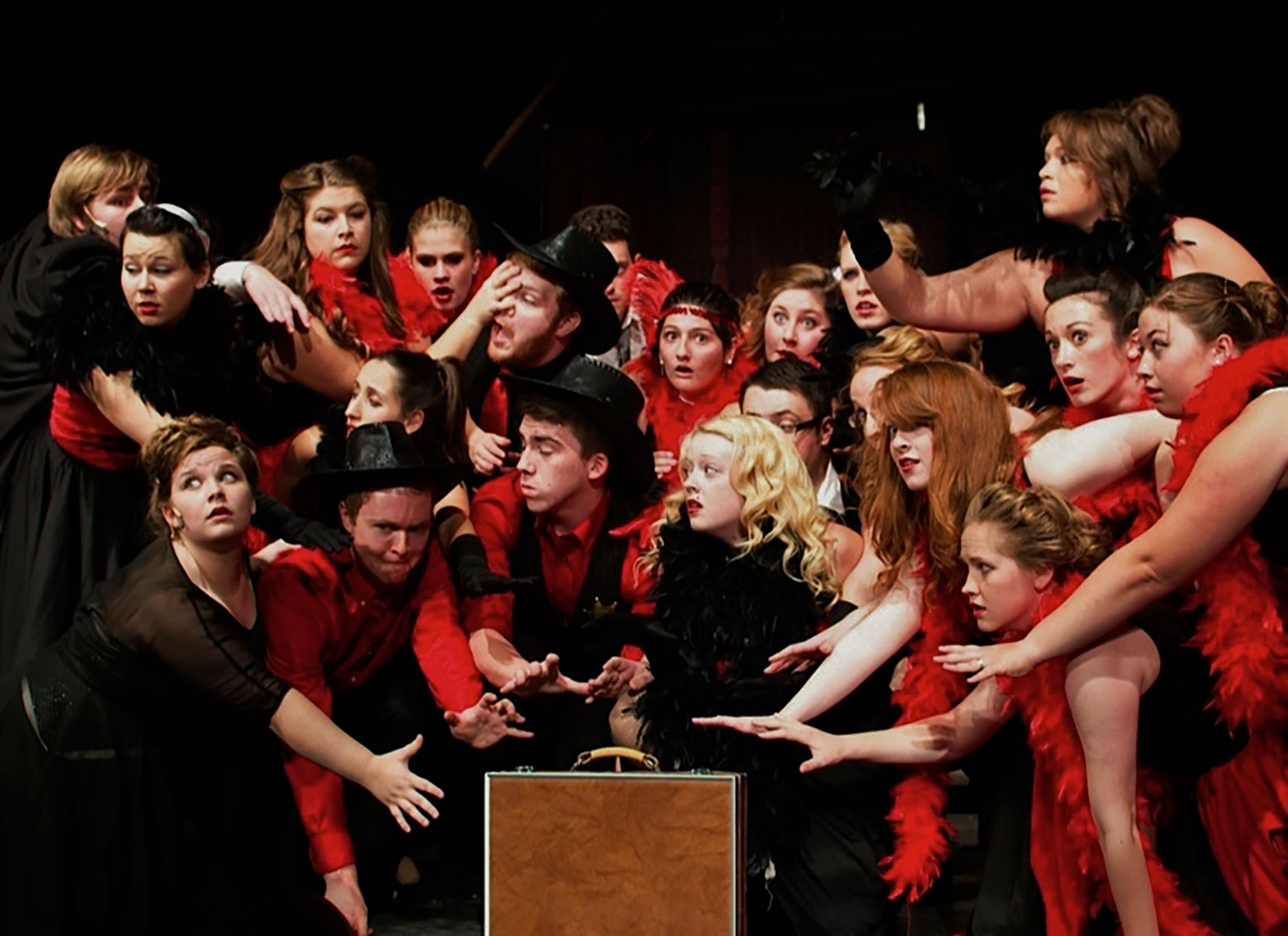 State Drama Theater, Tula: history, repertoire, composition of the troupe 38