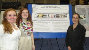 LVC history students present their work on the emancipation of the colonies