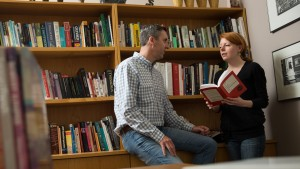 Open Majors at LVC work closely with their advisors and staff to discover their interests