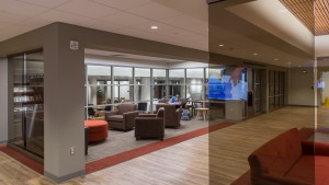 Lebegern Learning Commons, Allan W. Mund College Center