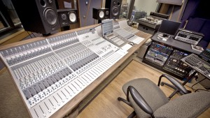 Blair Music Center is home to multiple Audio Music Production studios