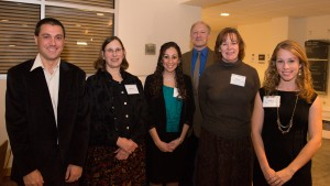 History students attend the Lebanon Valley College December Graduate Reception