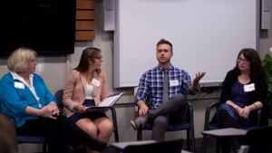 LVC Music Business and Digital Communications majors participate in the annual VALE music and media conference