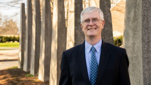 Lebanon Valley College President James MacLaren