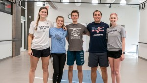 LVC Exercise Sciences students