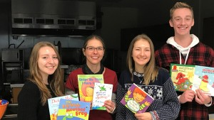 LVC's Book Buddies program supports literacy for children