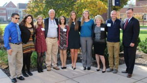 Jeanne and Edward H. Arnold provide a number of funding opportunities for LVC students and faculty