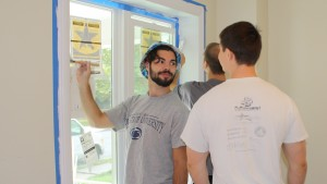 LVC offers many service opportunities such as Servants of Christ and Habitat for Humanity