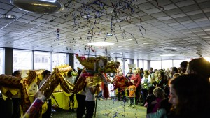 LVC hosts a Moon Festival to celebrate the Chinese New Year