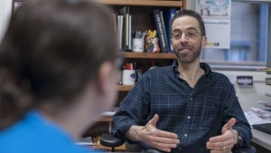Lebanon Valley College's Dr. Lou Manza discusses impact of Clinical Mental Health Counseling