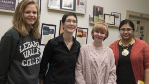 LVC English students share their favorite stories