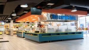 View of The Dutchman Grill in the dining hall