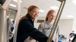 learn how to improve and enhance fitness and quality of life for patients with a master of science in exercise—clinical exercise physiology degree from Lebanon Valley College