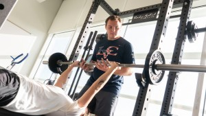 Prepare to train collegiate, semi-pro, or professional athletes or fitness professionals with a master of science in exercise—sports performance degree from Lebanon Valley College