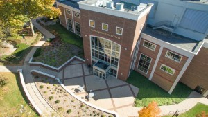 Neidig-Garber Science Center, home to the sciences, features state of the art classrooms and laboratories