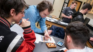 Students Learn about the Principles of Physics