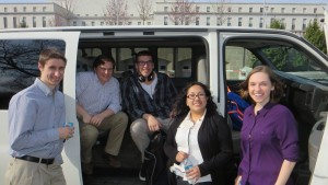 Lebanon Valley College politics majors partake in many immersive experiences such as valuable, educational field trips