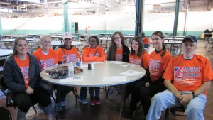 LVC Sociology students gave back to the community through Project Homeless