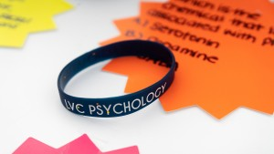 LVC psychology wrist band