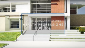 Tour of the Arnold Health Professions Pavilion