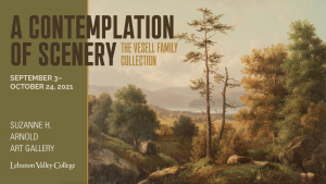 A Contemplation of Scenery gallery exhibition