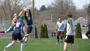 Lebanon Valley College ultimate frisbee team