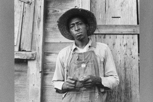 Dorothea Lange photo of tenant farmer is part of the upcoming exhibit at Arnold Art Gallery.