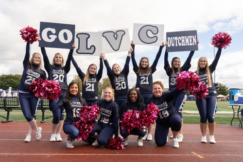 LVC Cheerleaders