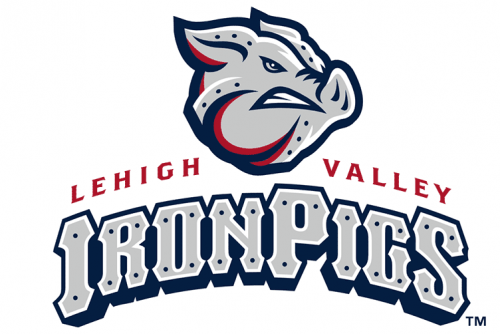 Lehigh Valley Iron Pigs logo