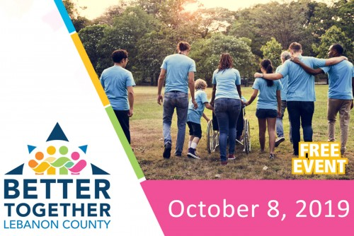 Lebanon Valley College will host the Better Together summit.