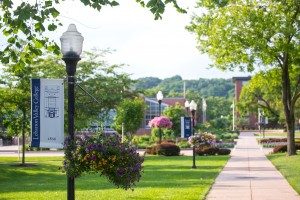 A look at the campus of Lebanon Valley College