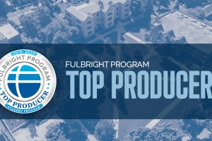 Lebanon Valley College named a top Fulbright producer
