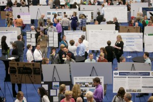 LVC students participate in the annual Inquiry Poster Session