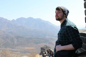 Lebanon Valley College art and digital communications major Dan Bennett studied abroad and interned in Shanghai, China.