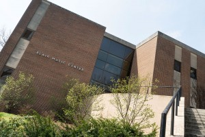 Lebanon valley college's blair music center